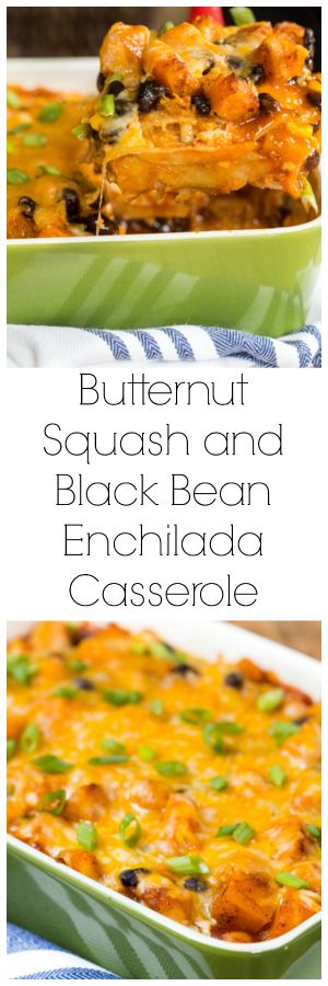 Butternut Squash and Black Bean Enchilada Casserole is ooey, gooey, cheesy fall comfort food! If your farmers market is anything like ours in Minneapolis, then you know that winter squash season is officially here. Butternut, acorn, carnival, spaghetti, kabocha, and hubbard squashes – they're all in season! It's my favorite food season of the year, for...Read More »