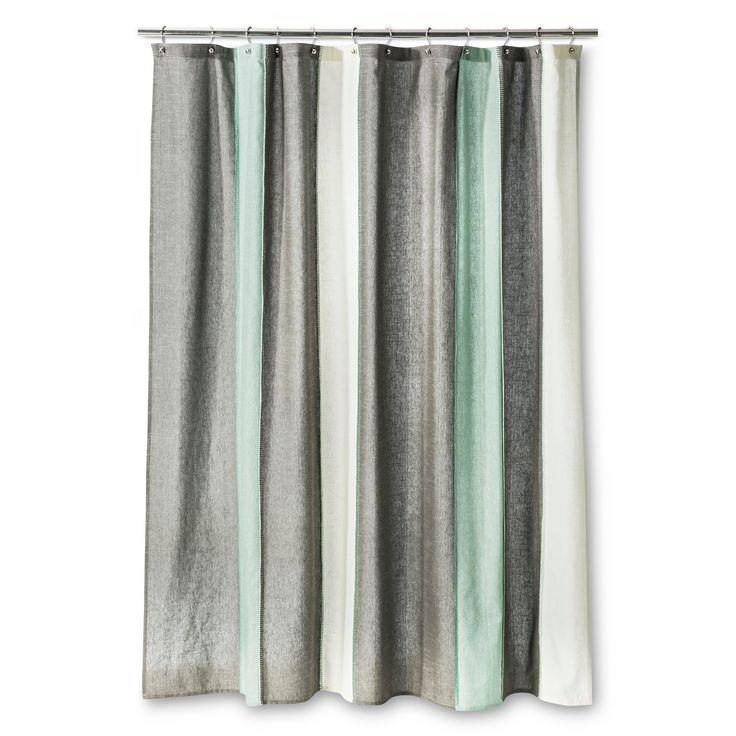 Best 25 Striped Shower Curtains Ideas On Pinterest