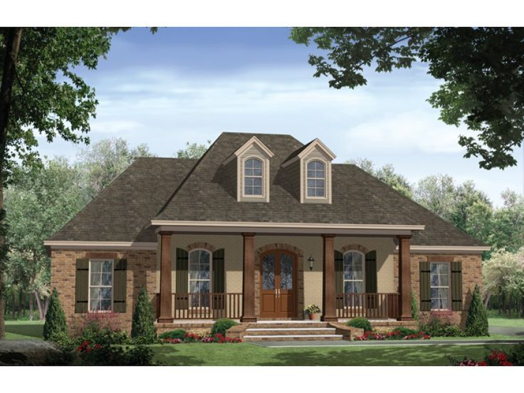 Best House Plans Images On Pinterest Country Houses House
