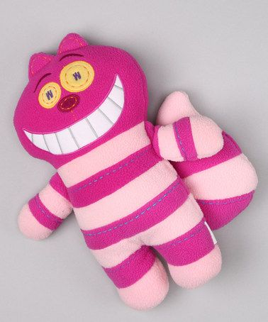 Cheshire Cat Plush Toy from Story Time Classics on #zulily!