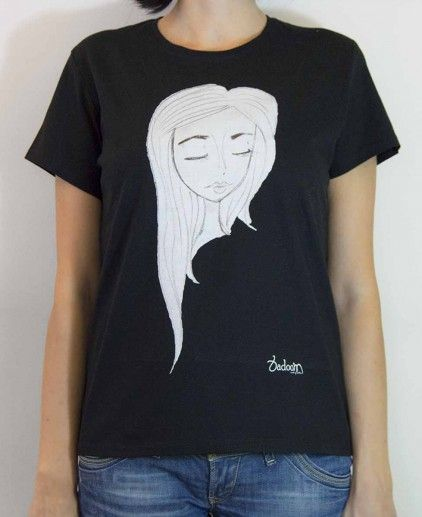 CAMISETA COGITATIO http://www.badoom.es/tienda/camisetas/