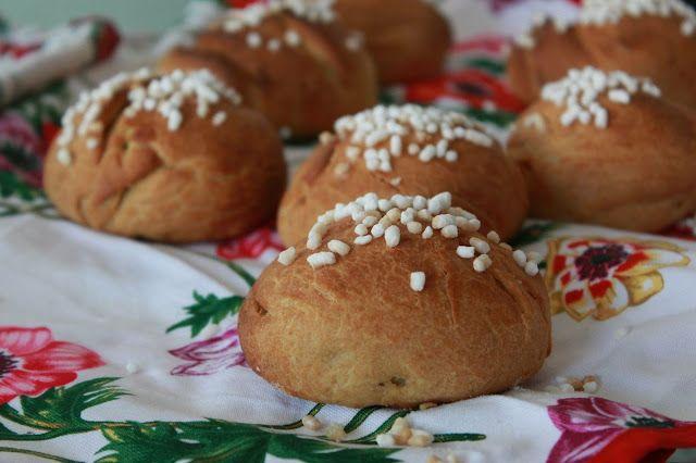 """Dal ricettario di Roberta: Brioche """"veneziane"""" con farine naturalmente prive ..."""