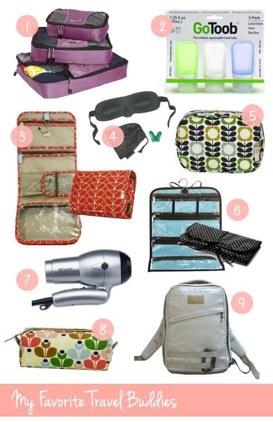 My Favorite Travel Buddies | Putting Me Together | Bloglovin'