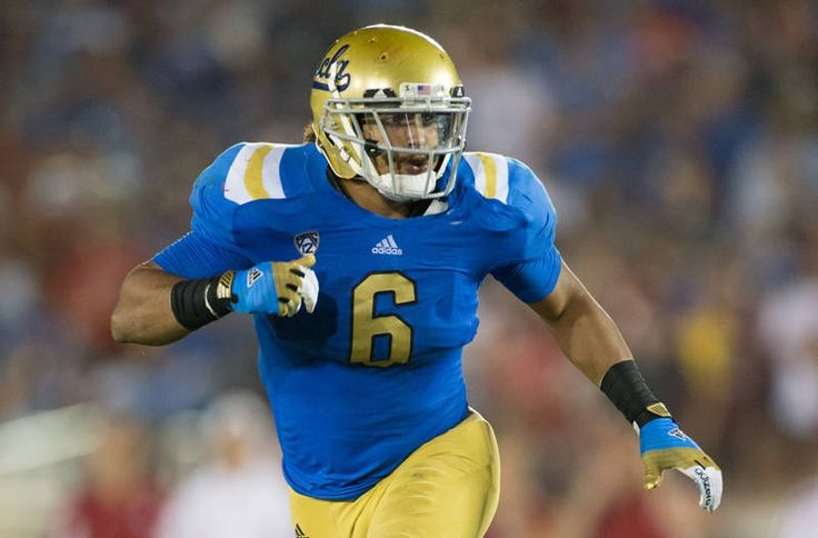 UCLA LB Eric Kendricks Wins The 2014 Lott IMPACT Trophy
