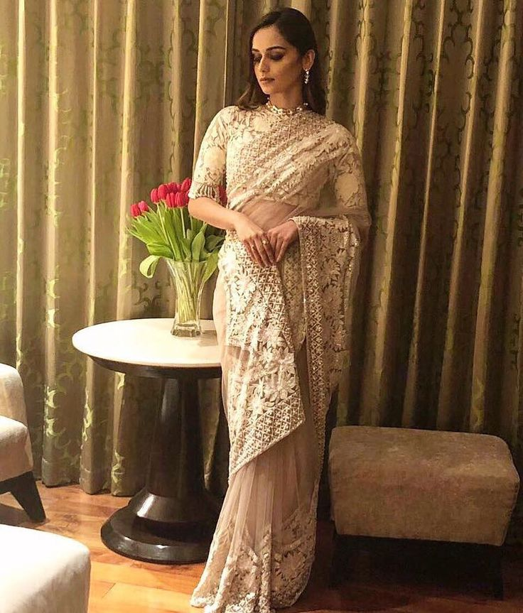 "48.5k Likes, 110 Comments - Manish Malhotra (@manishmalhotra05) on Instagram: ""The most beautiful woman in the world @manushi_chhillar #missworld2017 #Stunning in a…"""