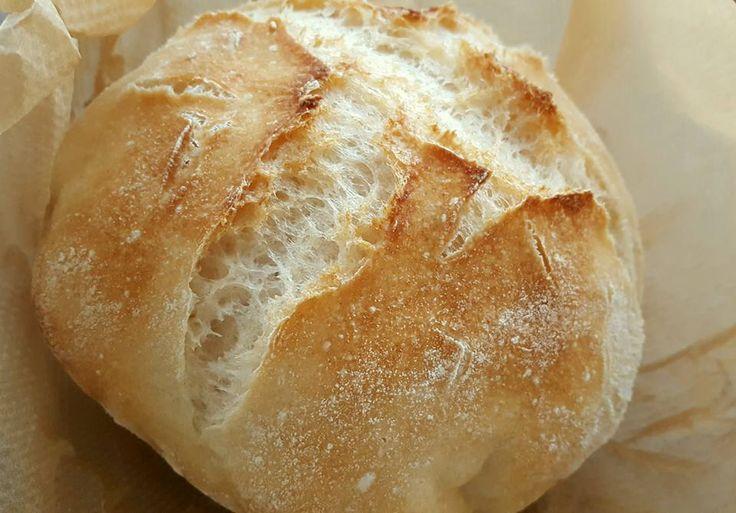 Malena Konyhája: Gluténmentes kovászos kenyér
