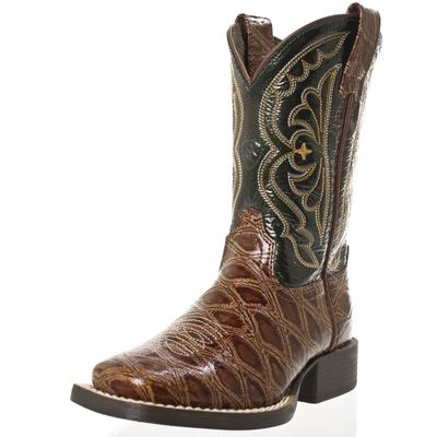 Ariat Quickdraw Cowboy Boots|Ariat Boots