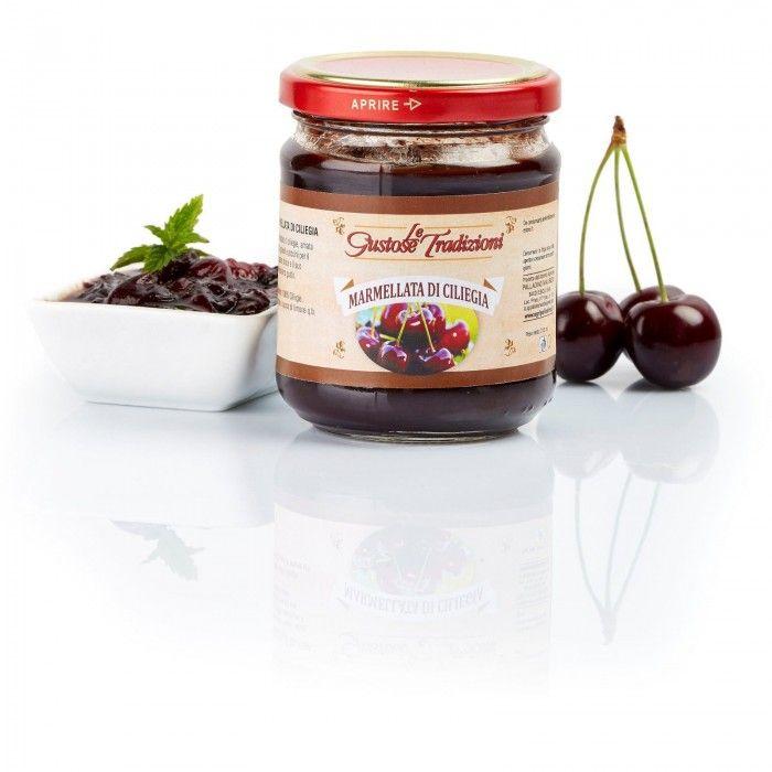 Cherry Jam   Marmellata di Ciliegie