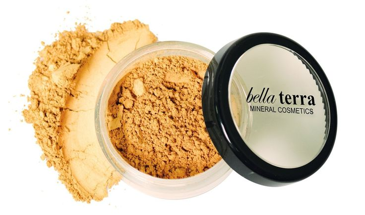 Bella Terra Cosmetics Mineral Foundation-Nutmeg >>> Check out this great beauty product.