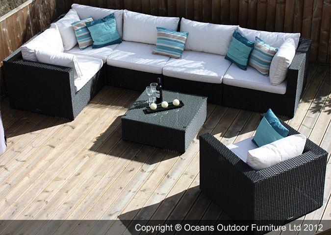 Mejores 7 imágenes de Sofa Collections en Pinterest   Sofá de jardín ...