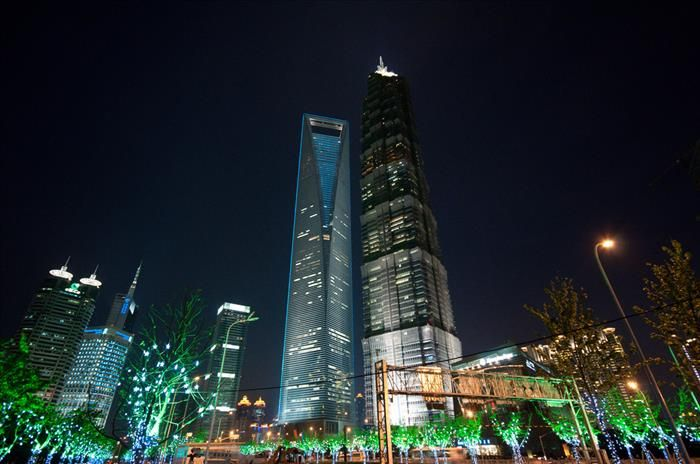 Tallest-Skyscrapers - Shanghai World Financial Center