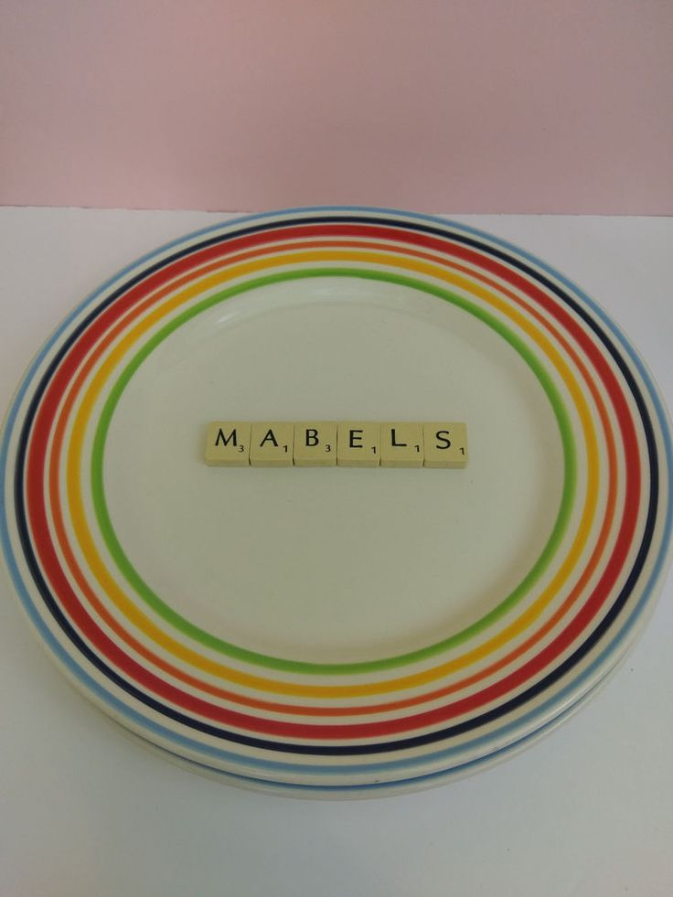 1423 Best Mabel S Tableware Images On Pinterest