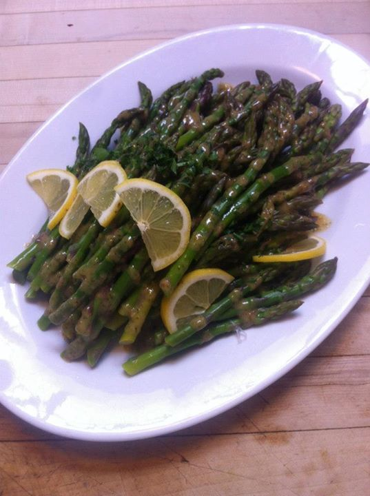 Simple grilled asparagus dish | Recipes: Side Dishes | Pinterest