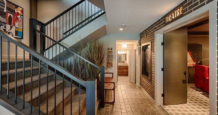CHT Hospital Home Lottery Grand Prize Showhome - Basement