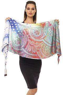 Женский летний шарф от бренда Olange Assorty