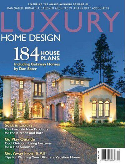 Luxury Home Design Magazine - Issue HWL19 (2011)