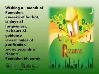 ramadan mubarak 2014 messages in english