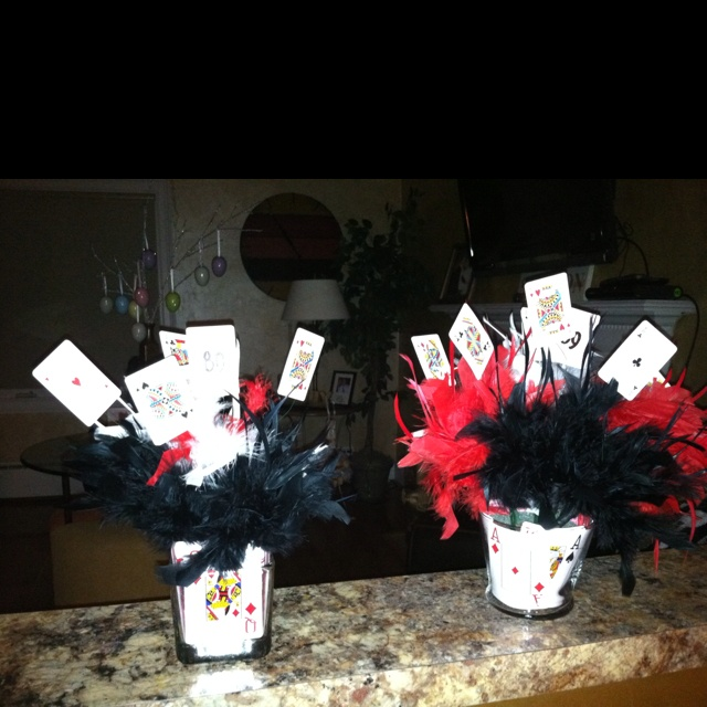 Monte Carlo Christmas Party: 1000+ Ideas About Casino Themed Centerpieces On Pinterest