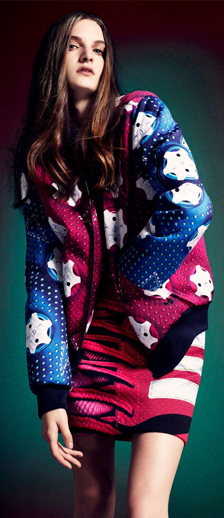 Get Ready to Master the Athletic Trend With Adidas x Mary Katrantzou