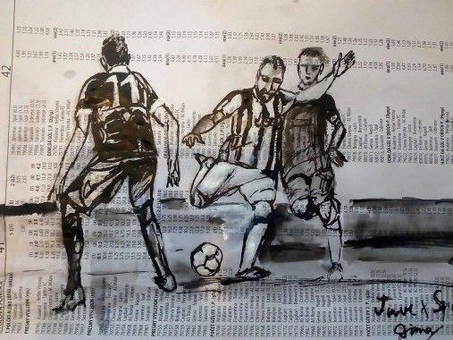 ArtDia / Futbal II.