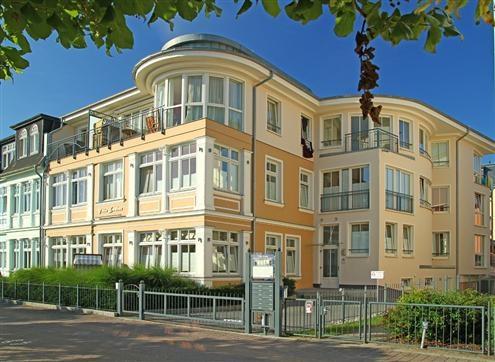 Villa Luise, Strandpromenade, Ahlbeck, Insel Usedom