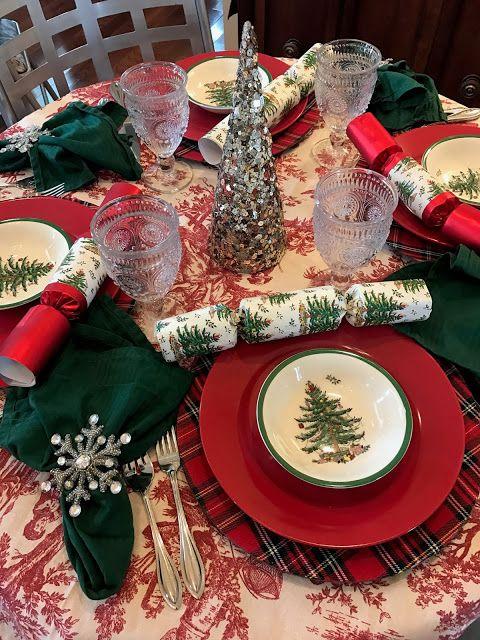 The Glam Pad: Spode Christmas Tree - A Christmas Tradition