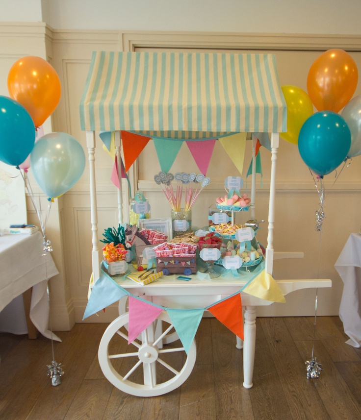 95 Best Candy Carts Images On Pinterest Dessert Tables