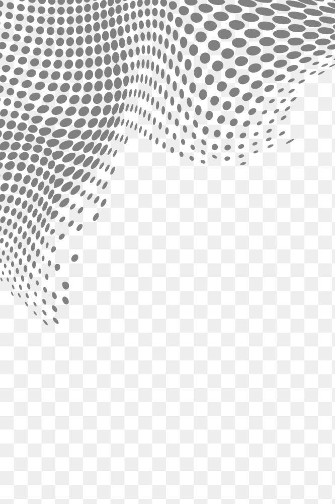 Black Halftone Dots Design Element Free Image By Rawpixel Com Nunny In 2021 Halftone Dots Dots Design Design Element