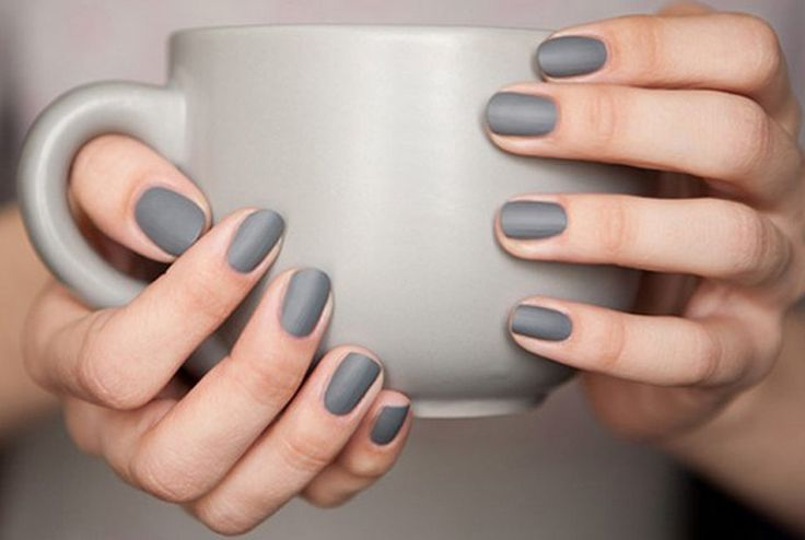 A swipe of matte charcoal is the perfect complement to a mug of hot tea or cocoa. See more at Where Is June »  - GoodHousekeeping.com