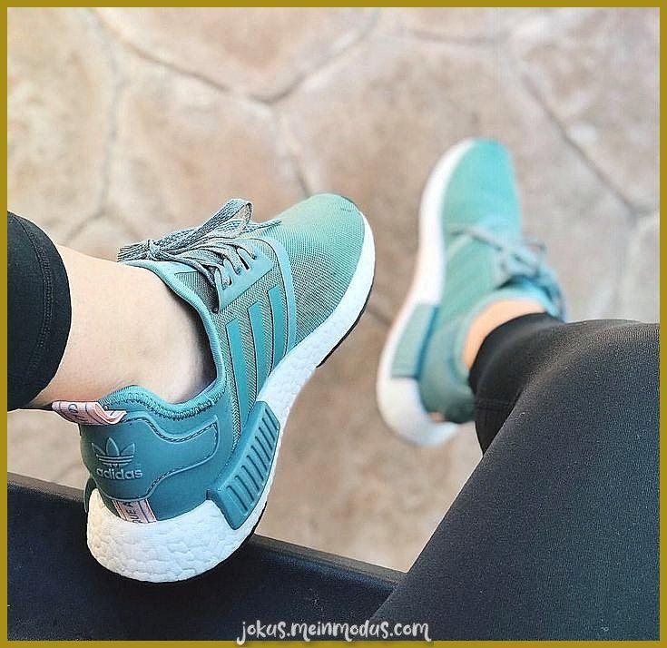 adidas Originals NMD in türkis // Foto: dianakmir | Sneakers ...
