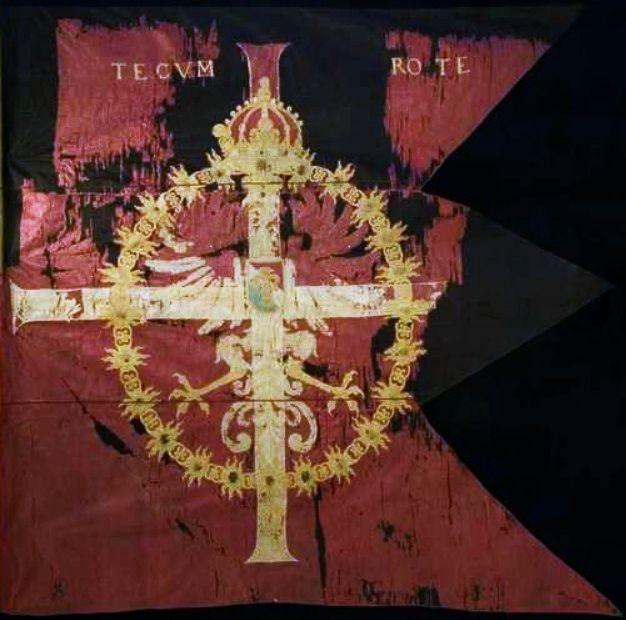 Chorągiew Króla Zygmunta III Wazy