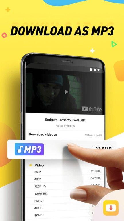 Snaptube screenshot 4 (con imágenes) Descargar música