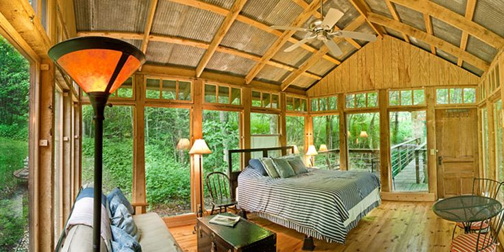 8 Hidden Cabins And Cottages Romantic The Rustic And