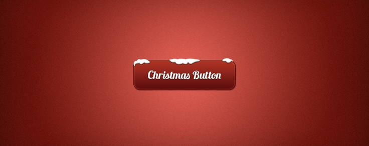 Christmas Button (PSD)