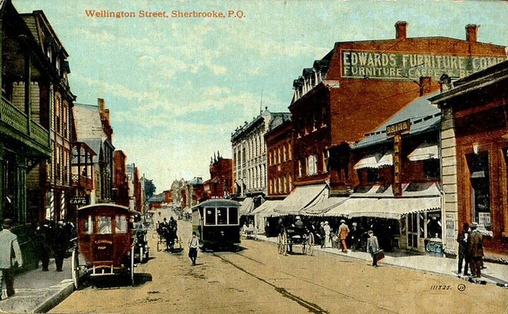 Wellington Street  +/- 1900