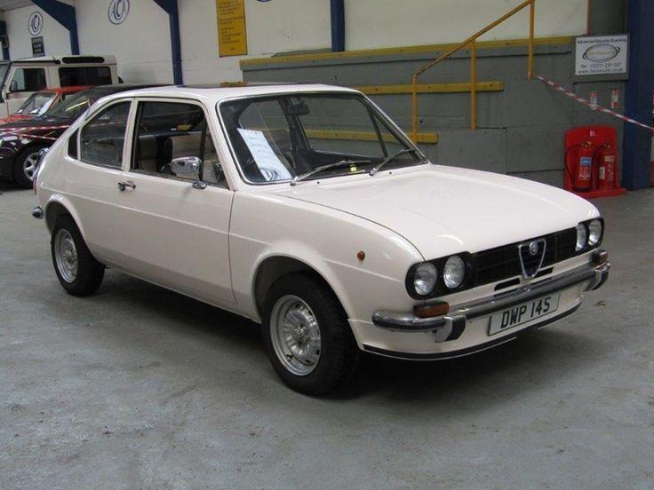 1978 ALFA ROMEO ALFASUD 1.3 TI For Sale in King's Lynn, Norfolk   Preloved