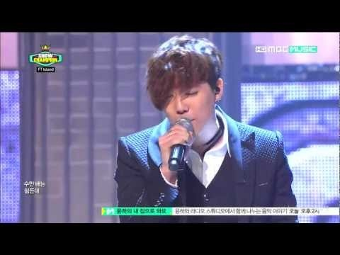 FT Island - Severely (LIVE) - Show! Champion