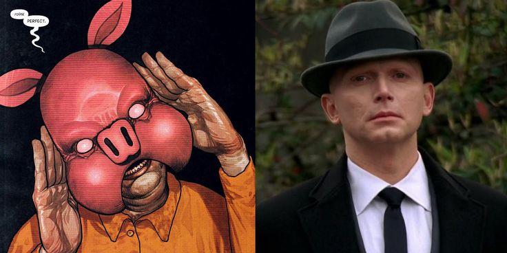 Gotham Season 4 Casts Fringe Alum as Professor Pyg