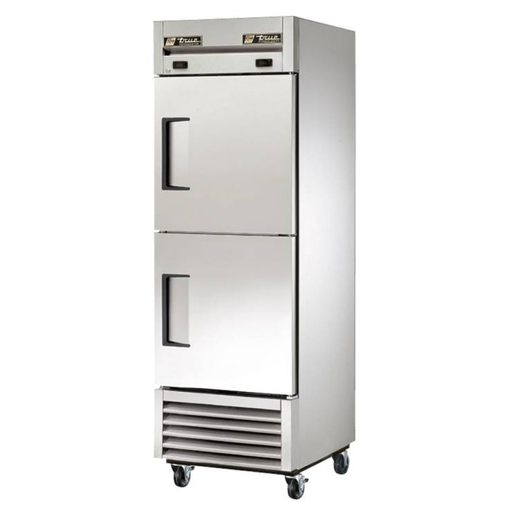 Zanduco Restaurant Equipment & Supplies Highlight the Latest Systems - True T-23DT One Section Reach-in Combination Refrigerator/Freezer
