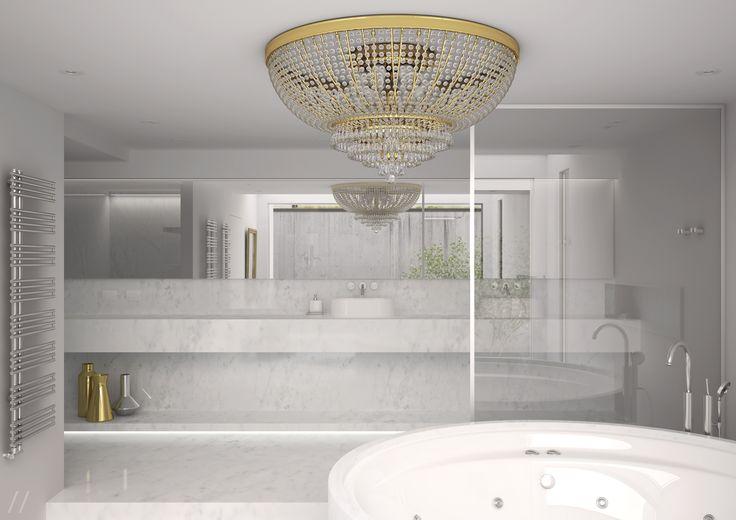 #Bathroom #Bathtub #Gold #Stool #Baroque #Mirror #Marble #Basement #Seminterrato #Bathtime #Shower #Interior #InteriorDesign #Render #Rendering #Vray #C4D #Cinema4D