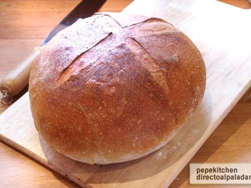 Receta de pan casero ( receta d ana , buenisimo!)