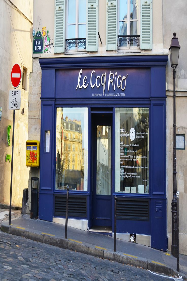 Le Coq Rico at 98 Rue Lepic, 75018 Paris, France. If you are a chicken lover then must visit this restaurant at least once. Get a copy of Paris for Foodies – Your Ultimate Guide to Eating in #Paris. The e-book lists down 10 of the best spots to eat per arrondissement and features a wide variety of restaurants, bistros, cafes, and more, with dining tips and must-try dishes! Check it out here: https://store.talkinfrench.com/product/paris-for-foodies-your-ultimate-guide-to-eating-in-paris/