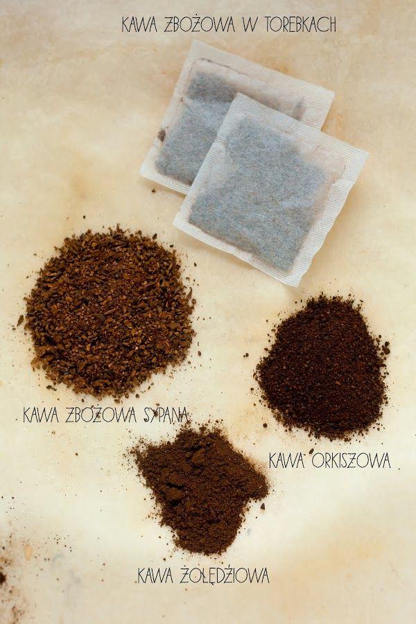jadłonomia • roślinne przepisy: Kawy zbożowe