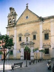Iglesia Del Carmen, Antequera, España