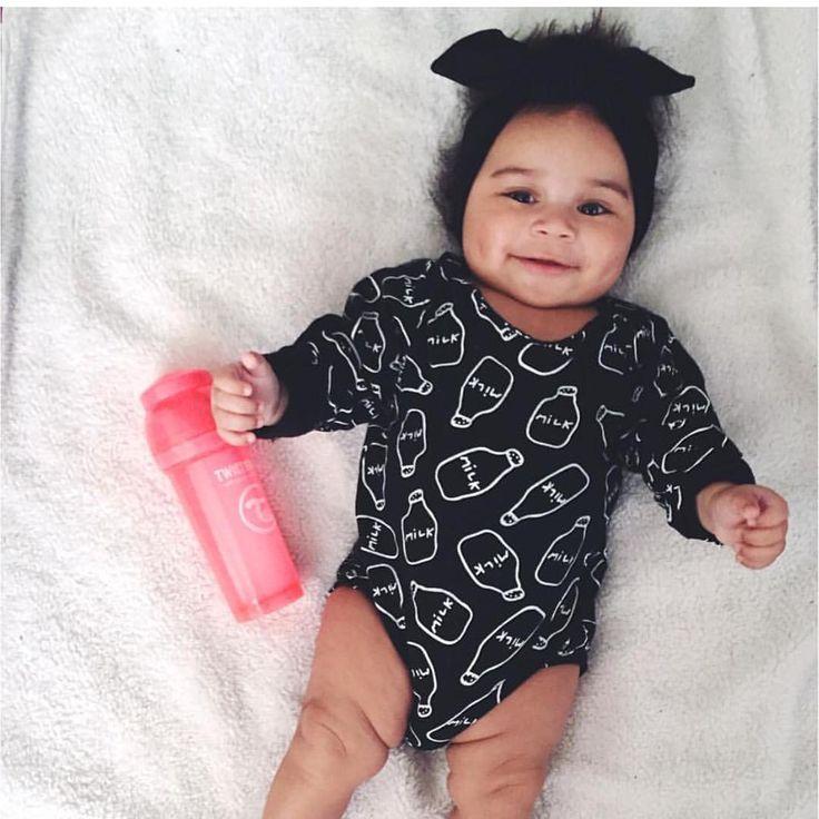 Cutest girl ever!!!  #twistshake #babygirl #cute #twistshakedreamcatcher
