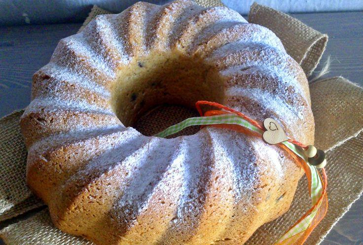 Le voyage du gateaux: Νηστίσιμο κέικ με ταχίνι