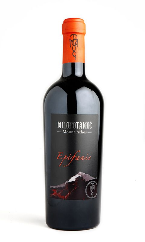 Epiphanis, Local Athonian Wine - Wines - Mylopotamos Wines