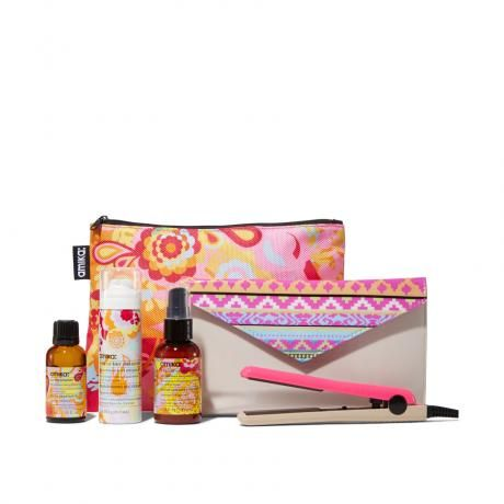 amika Hair on Fleek: Straightening Travel Set | Birchbox