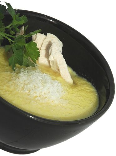 Овощной крем борщ