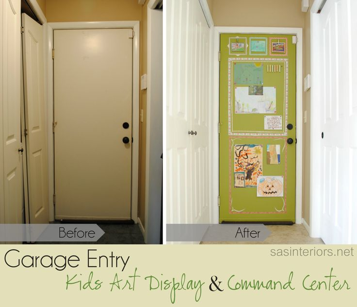 Welcome Your Guests With An Impeccably Organized Entryway: 17 Best Ideas About Garage Entry On Pinterest